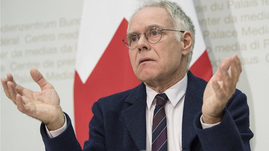 UKW-Abschaltung: Auch Moritz Leuenberger ist dagegen