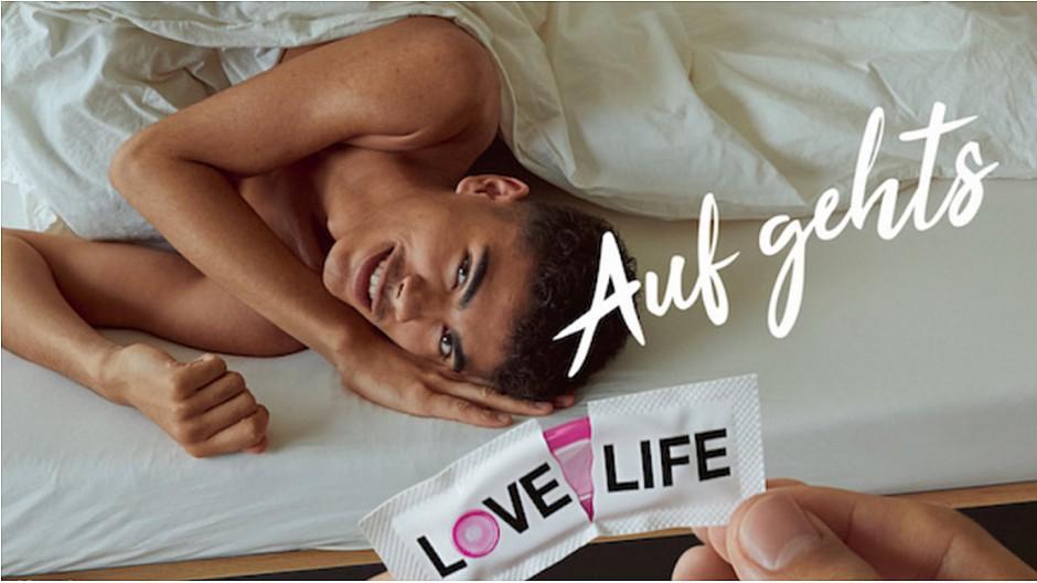 Rod Kommunikation: «Auf gehts» zur neuen «Love Life»-Kampagne