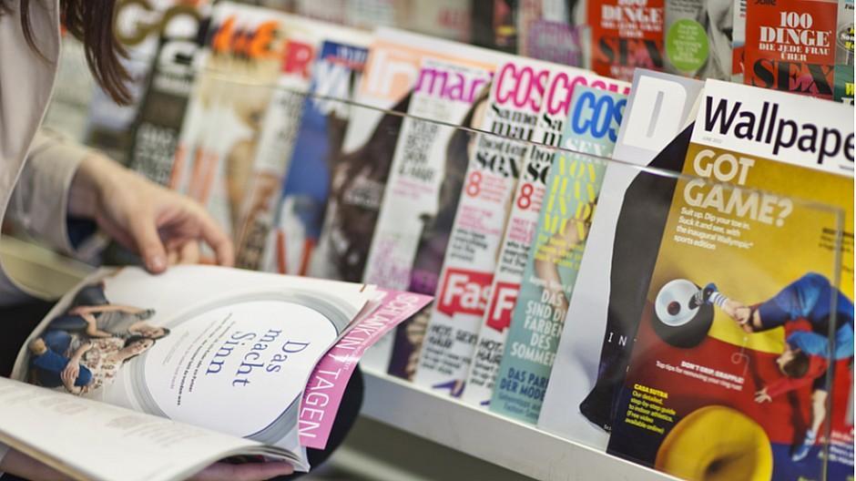 Printmedien unter Druck: Auftraggeber finden Inserate zu teuer