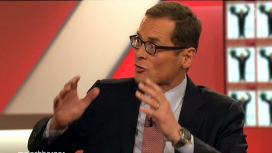 ARD: Auftritt von Roger Köppel sorgt für Furore