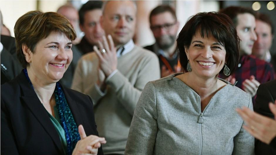 Studie: Ausgewogene Berichterstattung über Politikerinnen