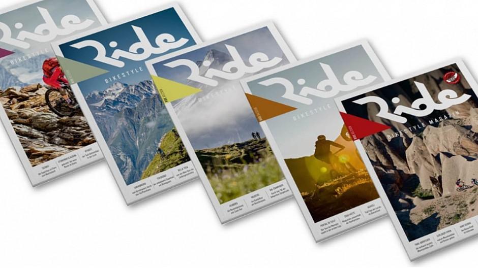 Ride: Auszeichnung für das Mountainbike-Magazin