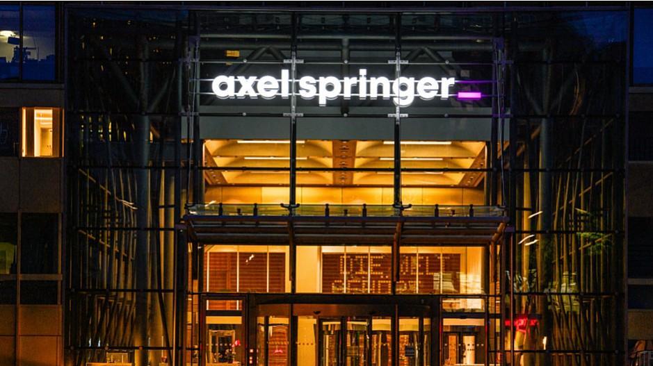 Deutschland: Axel Springer bestätigt Gespräche mit KKR