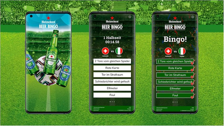 Compresso: B2C- und B2B-Kampagne für Heineken