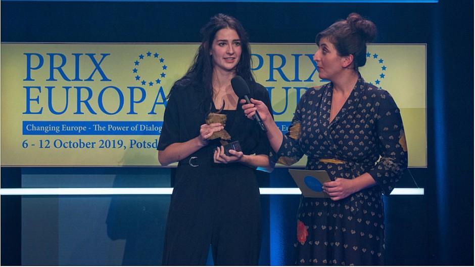 Prix Europa: Bachelorarbeit der ZHDK gewinnt Preis