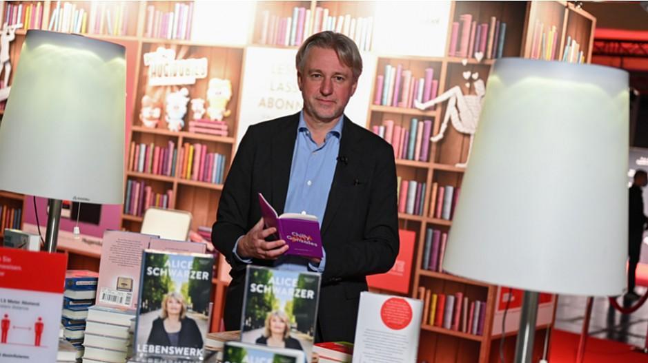 Frankfurter Buchmesse: Banchentreff im Internet gestartet