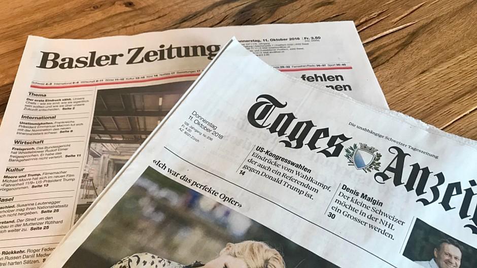 Tamedia kauft die BaZ: «Basler Zeitung» soll rasch integriert werden