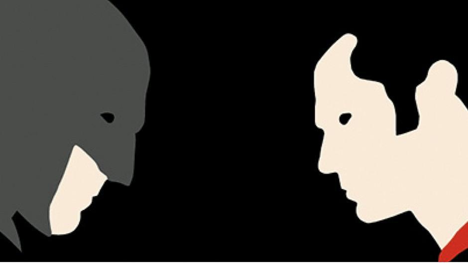 Havas Genf: Batman und Robin werben für eine neue App