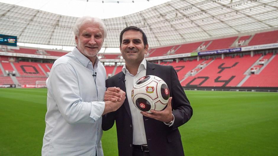 Kieser Training: Bayer 04 nimmt Schweizer Firma auf den Arm