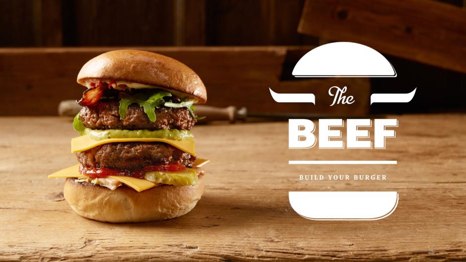 Republica: Markenentwicklung unter dem Motto «Build Your Burger» erarbeitet