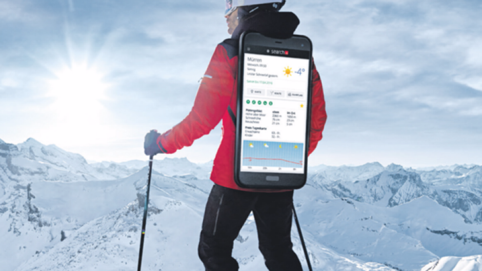 Notch Interactive: Wissen, wo richtig Winter ist