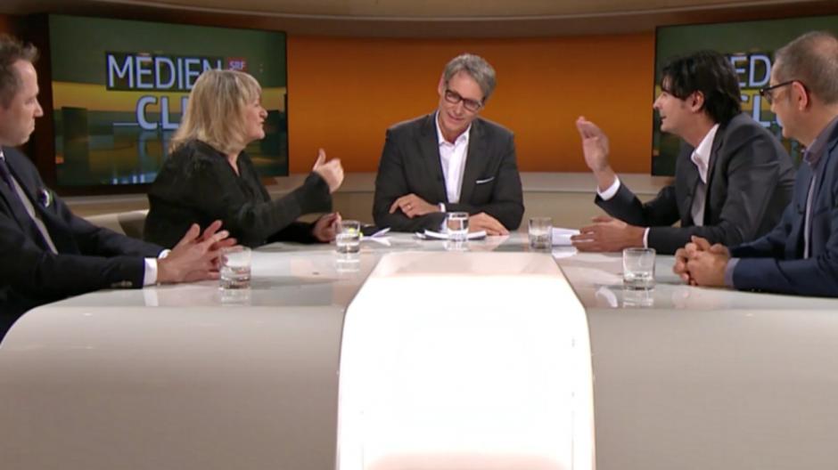 TV-Kritik: Alice Schwarzer wird zur «Medienclub»-Moderatorin
