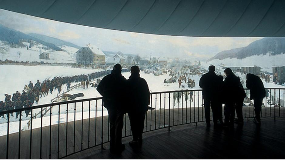 Bourbaki Panorama Luzern: Beat Bächler übernimmt das Zepter