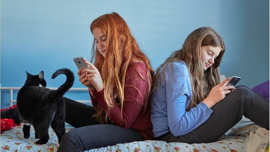 Kinder und Internet: Bei Kindern ist Streaming im Netz top