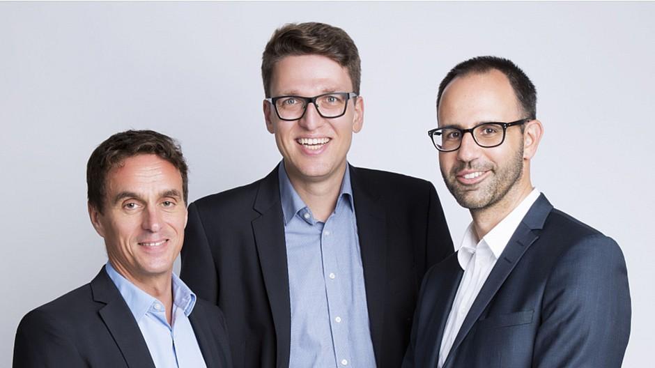 Blue-Infinity: Bei Leading Swiss Agencies aufgenommen