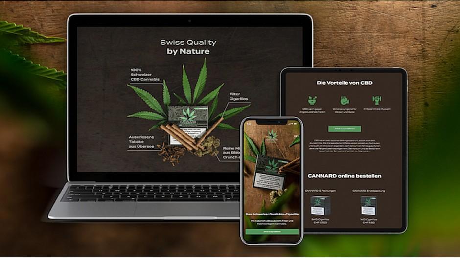 Olai Interactive: Bei Villiger kann man auch Cannabis bestellen