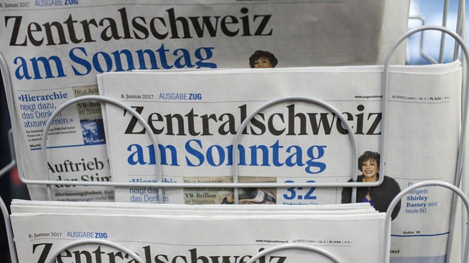 CH Media: Beide Sonntagszeitungen werden eingestellt