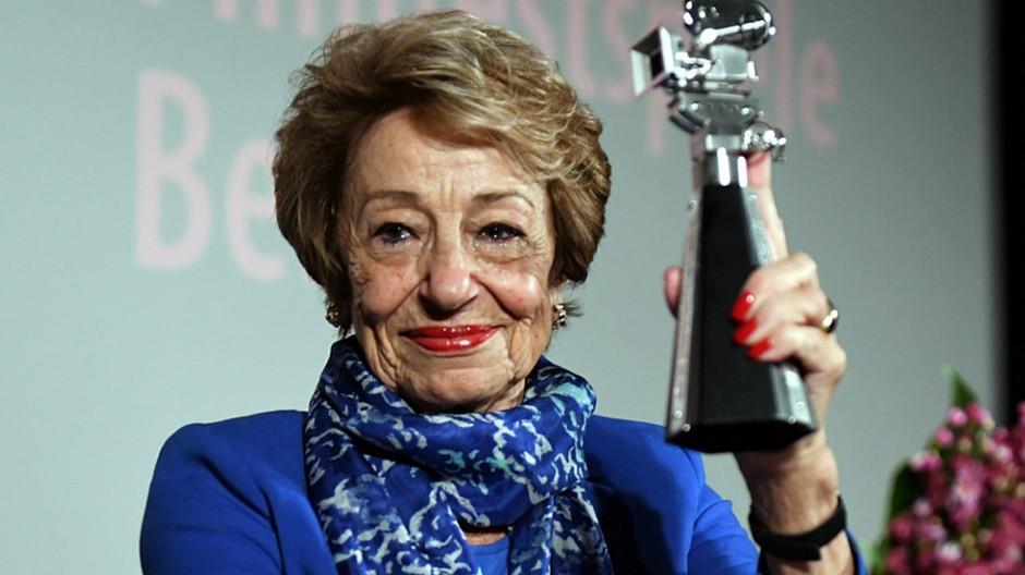 Schweizer Filmpreis: Beki Probst wird mit Ehrenpreis ausgezeichnet