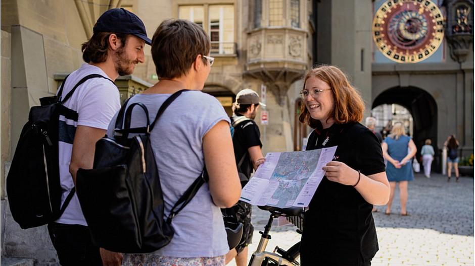 Tourist Information: Bern Welcome startet in die zweite Runde