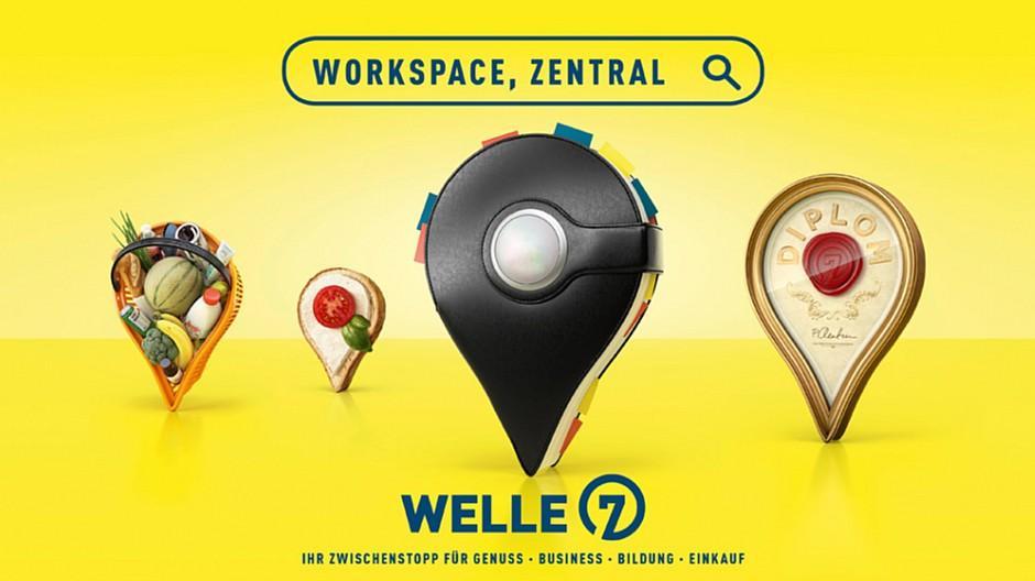 Republica: Erstes volles «Station Branding» der Schweiz