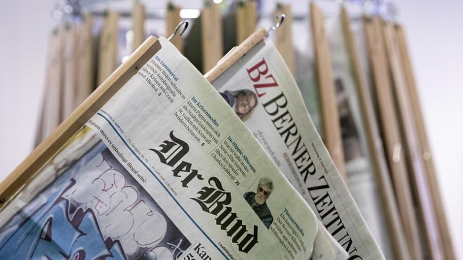 Medienförderung: Berner Parteien sind sich uneinig