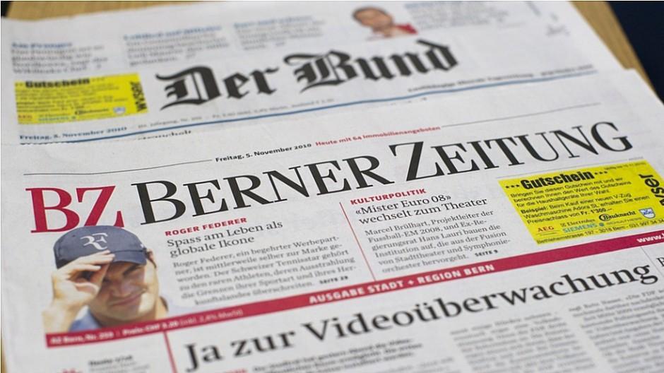 Tamedia: Berner Redaktionen rücken zusammen