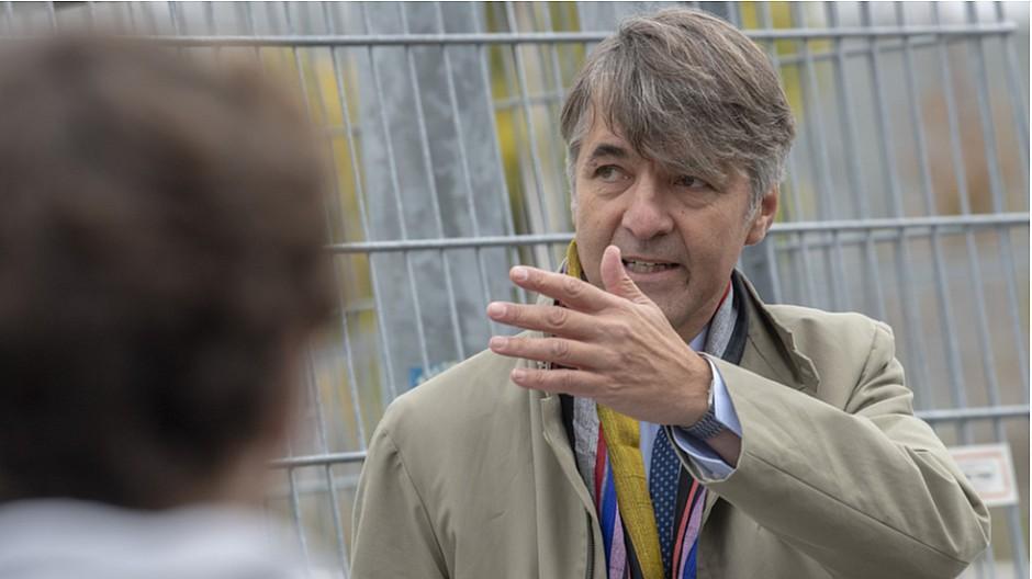 Umzug Radiostudio Bern: Berner Stapi schreibt an Nathalie Wappler