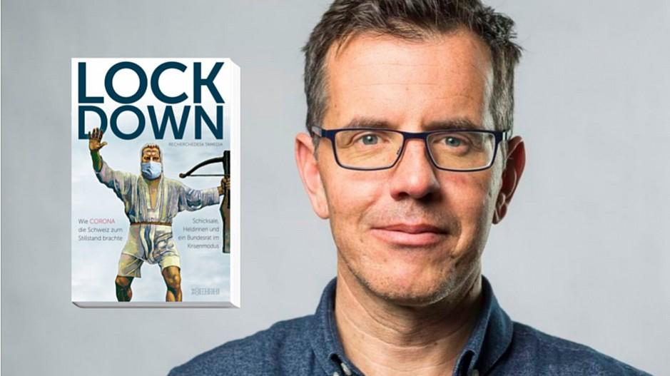 Buch zum Lockdown: «Berset plauderte so manchmal aus dem Nähkästchen»