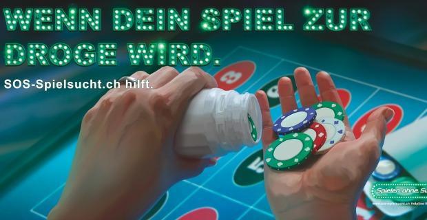 """Sucht Schweiz: """"Wenn dein Spiel zur Droge wird"""""""