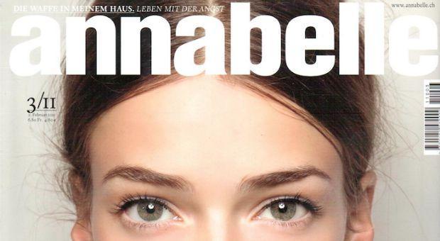 """Tamedia: """"Annabelle"""" streicht vier Ausgaben im Jahr"""