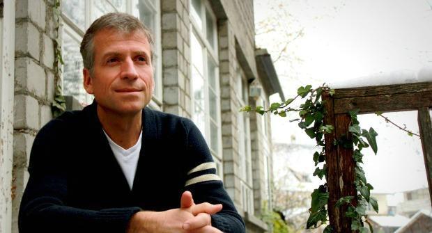 """Hinter den Kulissen mit …: Domenico Blass, 47, Headwriter """"Giacobbo/Müller"""""""