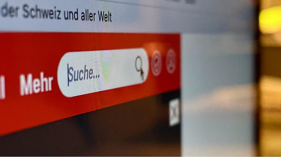 Ringier: Blick.ch erhält die Suchfunktion zurück