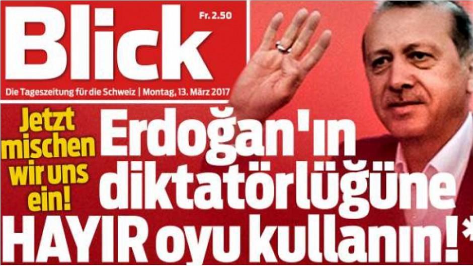 Ringier: «Blick» erscheint auf Türkisch
