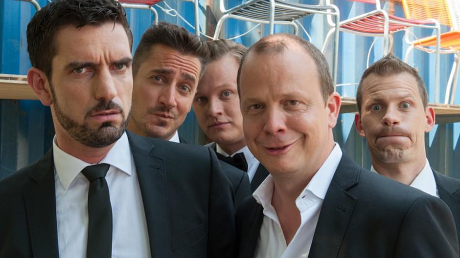 Swiss Comedy Awards: Bliss holen den Haupt- und Publikumspreis