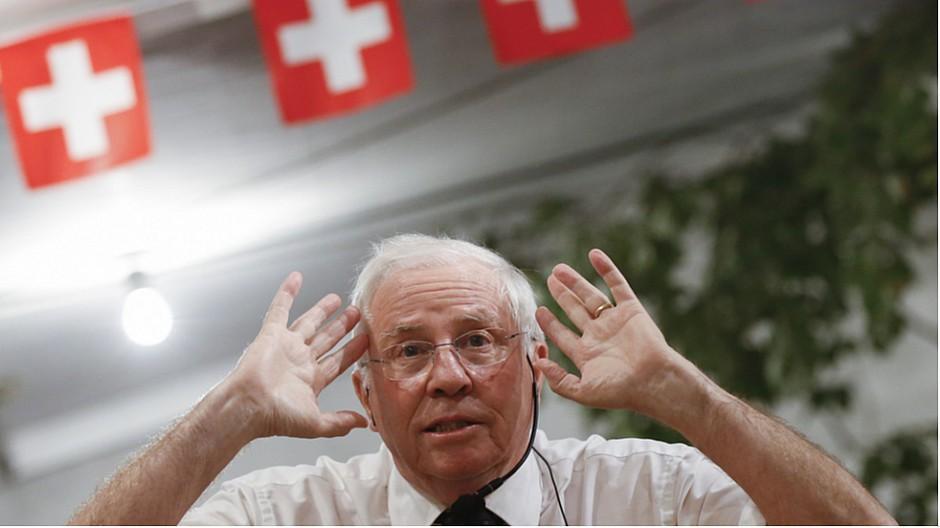Swiss Regiomedia: Blocher-Artikel erscheint in Gratis-Zeitungen
