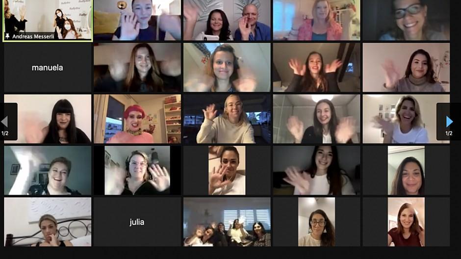 Contcept Communication: Blogger-Event mit 100 Influencerinnen