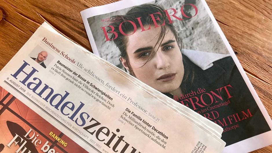 Ringier Axel Springer Schweiz: «Bolero» künftig nur noch als Beilage