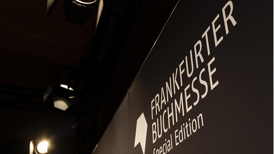 Frankfurter Buchmesse: Branche soll wieder zusammenkommen