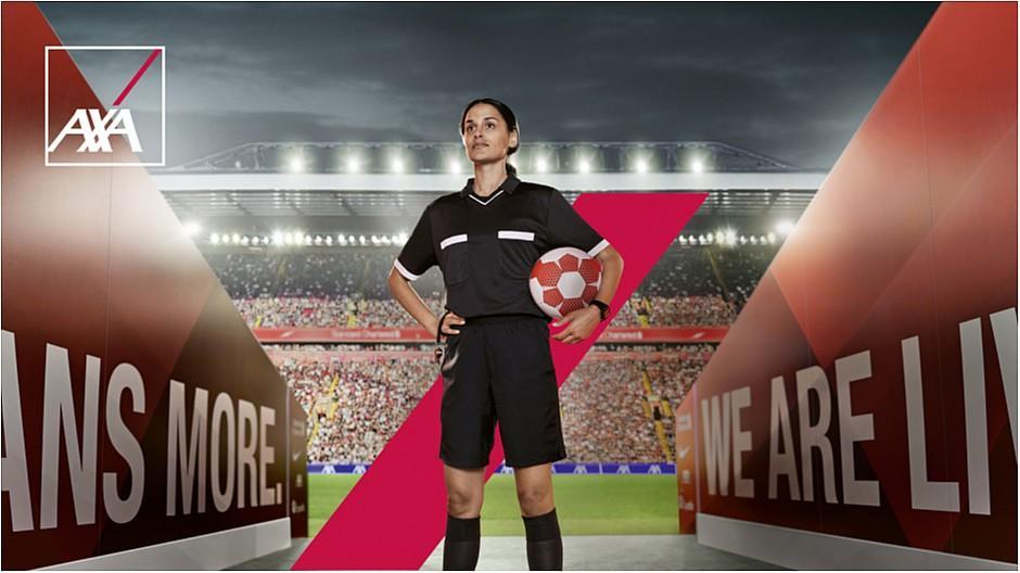 Axa: Brand-Kampagne will Selbstvertrauen fördern