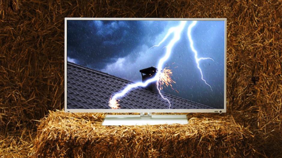 In Flagranti: Brandprävention schlägt ein wie der Blitz