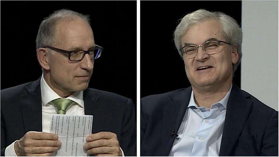 Presse TV: Brennwald und Somm haben Frieden gemacht
