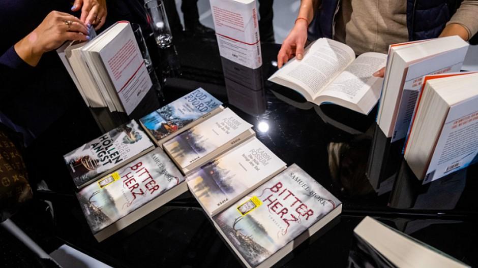 Frankfurter Buchmesse: Buchmesse will «Signal der Hoffnung» senden