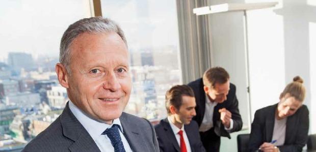 Ralph Büchi: Ganz oben angekommen