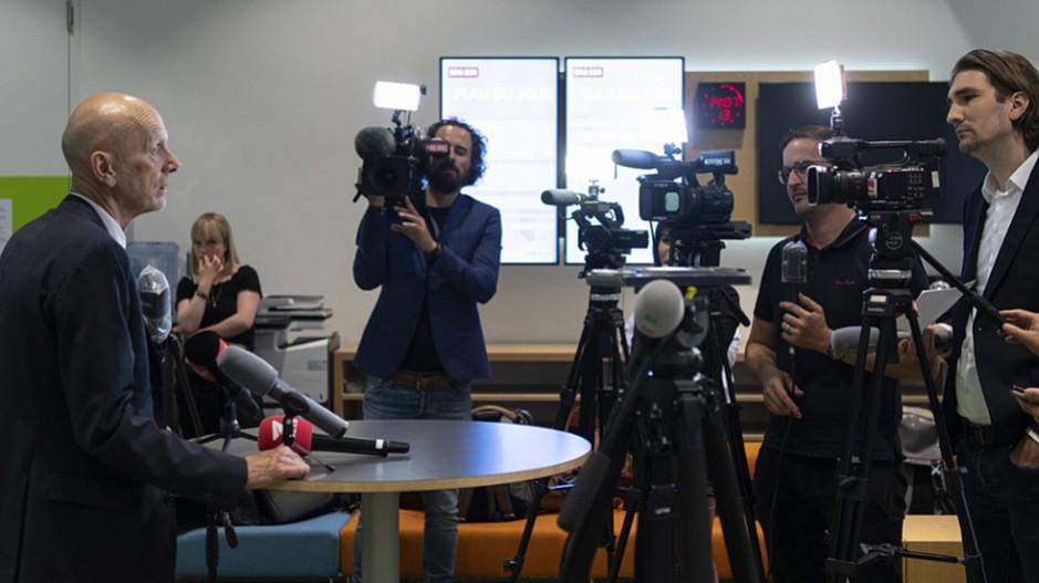 Mediennutzung während Corona: Bund und SRF waren wichtigste Informationsquellen