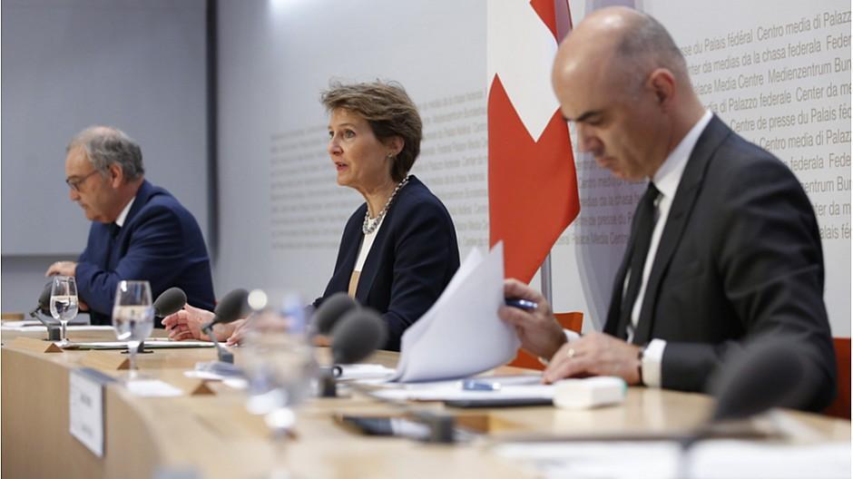 Hilfe für Medien: Bundesrat verabschiedet Massnahmenpaket