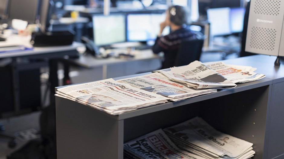 Hilfe für Medien: Bundesrat weitet Corona-Notpaket aus