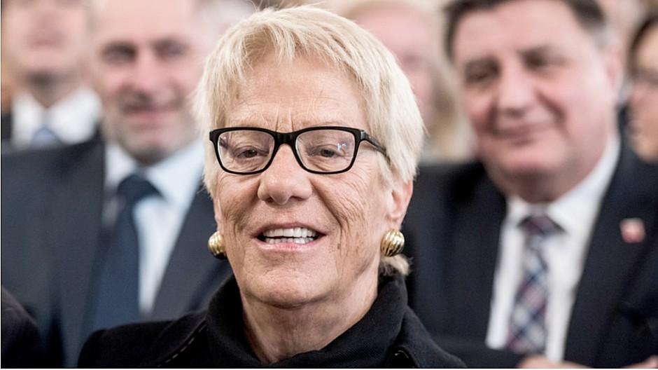 Beobachter Prix Courage: Carla Del Ponte erhält «Lifetime Award»