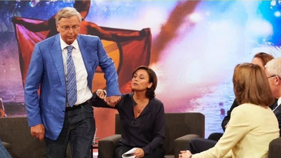 ARD: CDU-Politiker stürmt aus dem TV-Studio