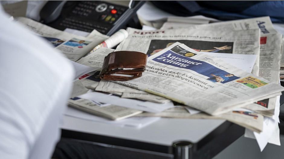 Fehlende Werbeeinnahmen: CH Media beantragt Kurzarbeit