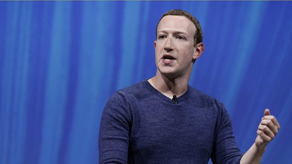 Facebook: Chef wusste nichts von Kampagne gegen Kritiker